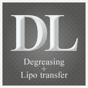 Degreasing and Lipo Transfer